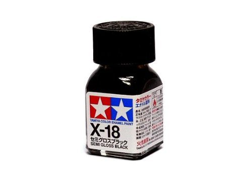 Tamiya Эмаль X-18 Краска Tamiya Черная Полуматовая (Semi Gloss Black), эмаль 10мл import_files_55_5571b48759cd11e4bc9550465d8a474f_95b315815b6211e4b26b002643f9dbb0.jpg