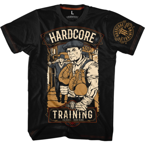 Футболка Hardcore Training New York