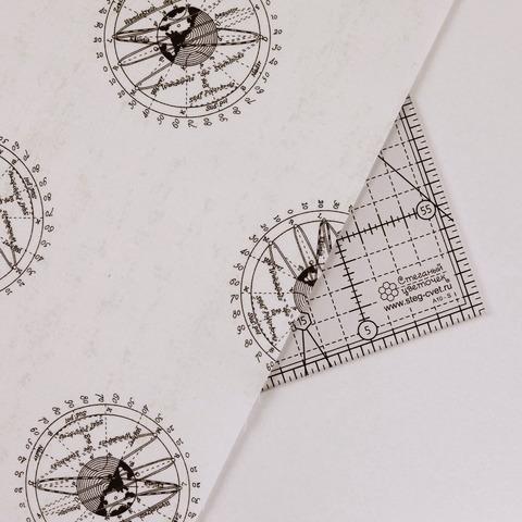 Ткань для пэчворка, хлопок 100% (арт. AN0306)