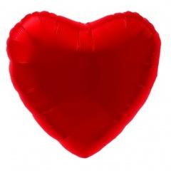 Р Сердце, Красный, 30