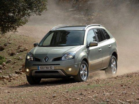 Чехлы на Renault Koleos 2008–2016 г.в.
