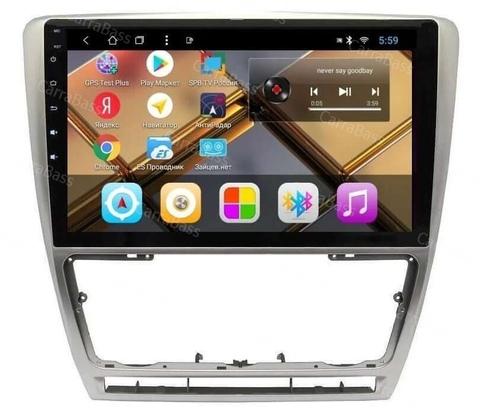 Головное устройство Skoda Octavia A5 2004-2013 Android 9.0 2/32 IPS модель CB3035T8