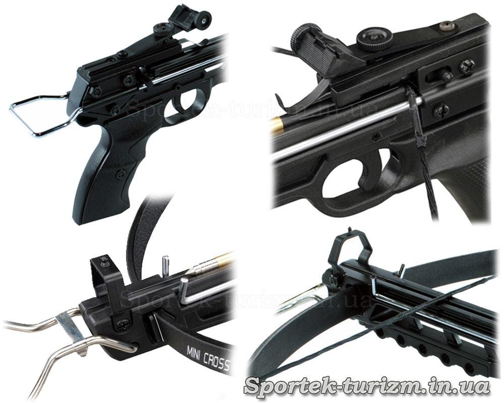 Виды арбалета Man Kung MK-80A1