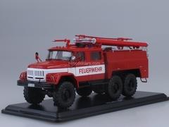 ZIL-131 AC-40 137 Freiwilige Feuerwehr Treuen 1:43 Start Scale Models (SSM)