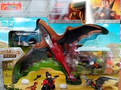 Птеродактиль Конструктор динозавр 77052-4