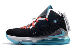 Nike Lebron 17 'Black/Blue/Red'