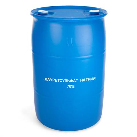 Лауретсульфат натрия 70%