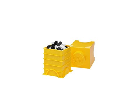 LEGO: Ящик для хранения игрушек 1 (желтый)