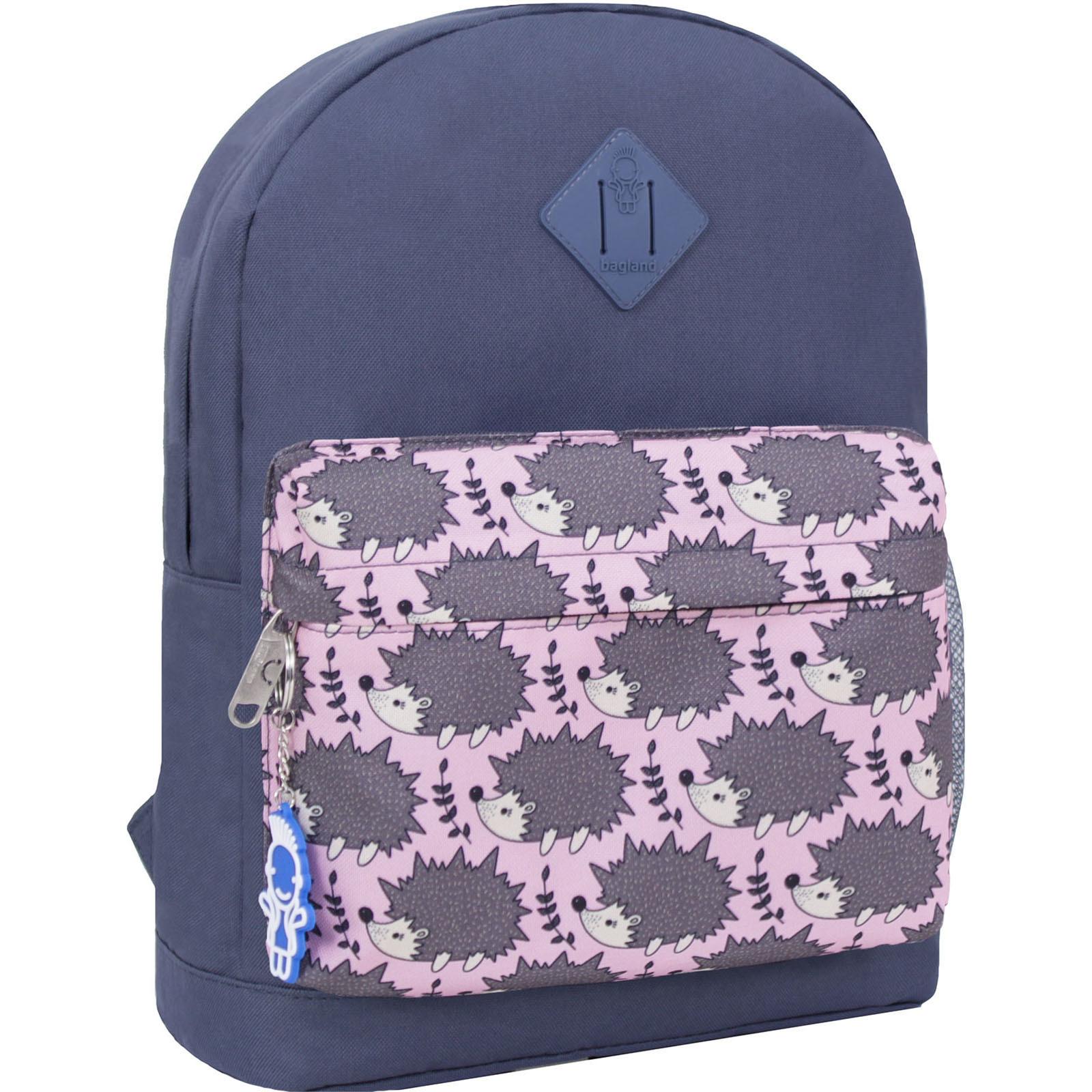 Городские рюкзаки Рюкзак Bagland Молодежный W/R 17 л. серый 485 (00533662) IMG_2574_485_-16000.jpg