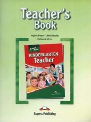 Kindergarten (Teacher's Book) - Книга для учителя