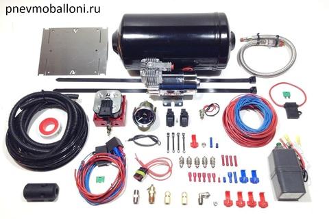 Двухконтурная система управления пневмоподвеской 2-120VH