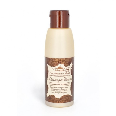 Гидрофильное масло Моной де Таити | Спивакъ