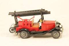 GAZ-A Fire engine tanker red Agat Mossar Tantal 1:43