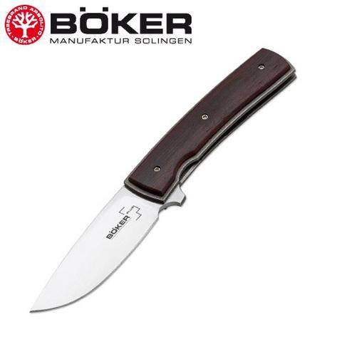 Нож Boker модель 01bo744 FR Cocobolo