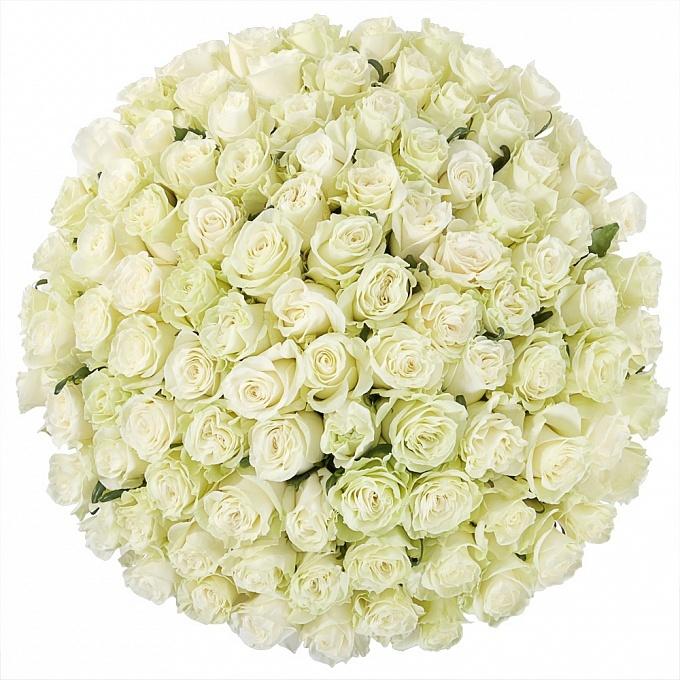 выборе картинку с большим букетом белых роз остальные оттенки
