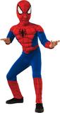 Детский костюм мускулистого спайдермена