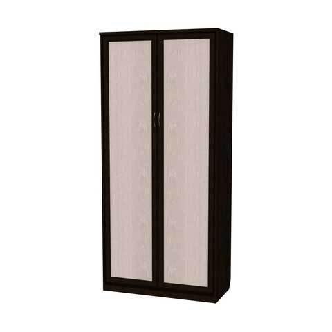 Шкаф-кровать вертикальная 90 см,