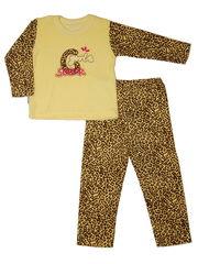 Пижама Taro 029 желтая