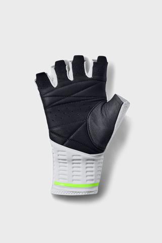 Мужские серые перчатки UA Men's Weightlifting Glove-GRY Under Armour