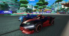 PS4 Team Sonic Racing (русские субтитры)