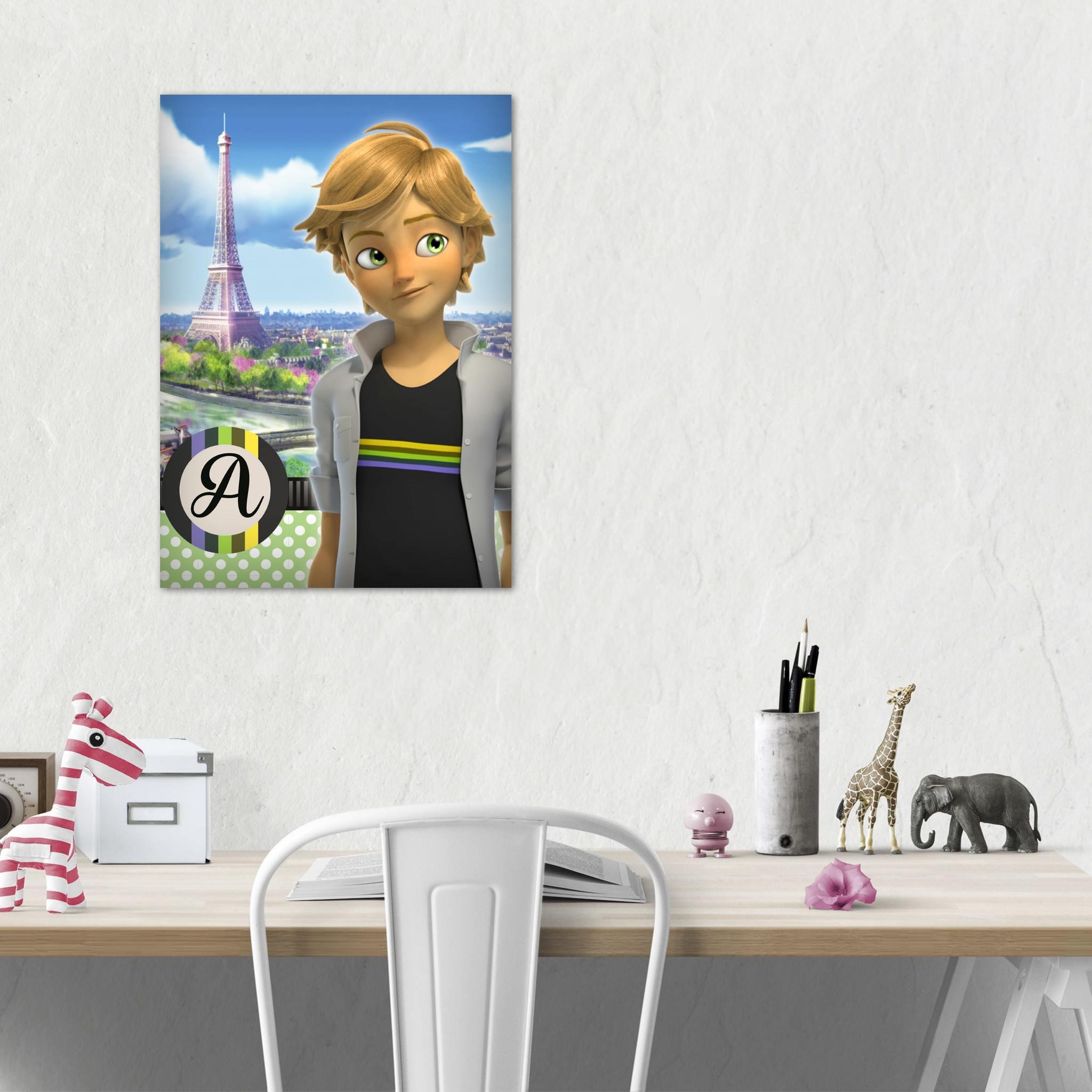 Плакат с Адрианом №1