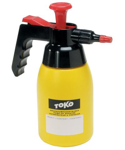 Картинка смывка мази Toko помпа для очистки,1000 мл
