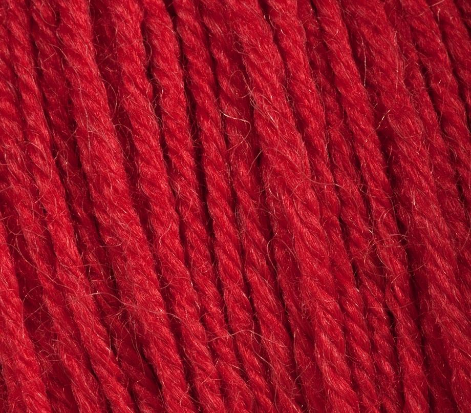 Пряжа Gazzal Baby Wool красный 811