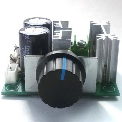 Регулятор скорости двигателя, DC 6-40 В, 10 А