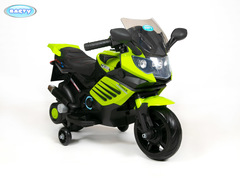 Электромотоцикл  BARTY М009А зеленый
