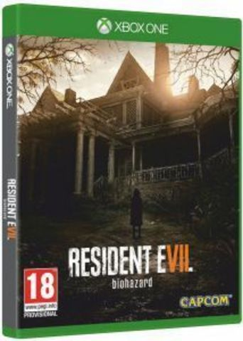 Xbox One Resident Evil 7: Biohazard (русские субтитры)