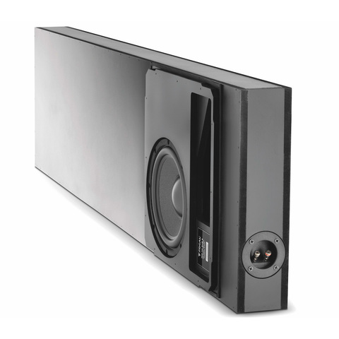 Focal 100 IWSub 8 + 100 IWSub 8 Amp