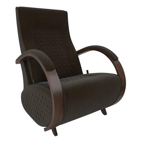 Кресло-глайдер Balance Balance-3 с накладками, орех/Verona Wenge, 014.003