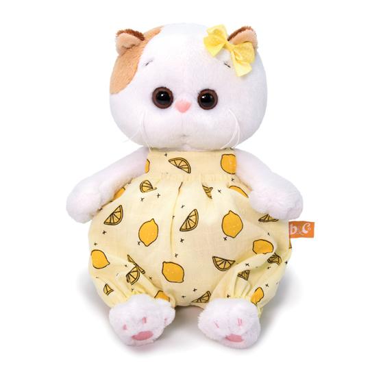 Ли-Ли Baby в песочнике с лимонами