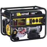 Бензиновый генератор Huter DY8000LX - фотография