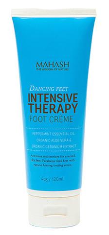 Терапевтический крем для ног для сухой и потрескавшейся кожи, Mahash