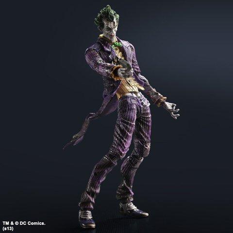Arkham City Play Arts Kai Series 03 - The Joker