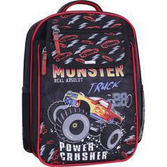 Рюкзак школьный Bagland Отличник 20 л. черный 672 (0058070)