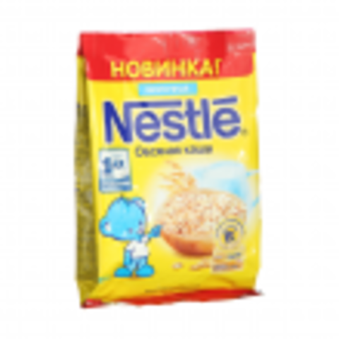 Nestlé® Каша овсяная 1 ступень 200 г молочная мягкая упаковка