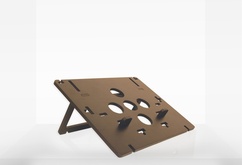 Подставка для ноутбука (чёрная)