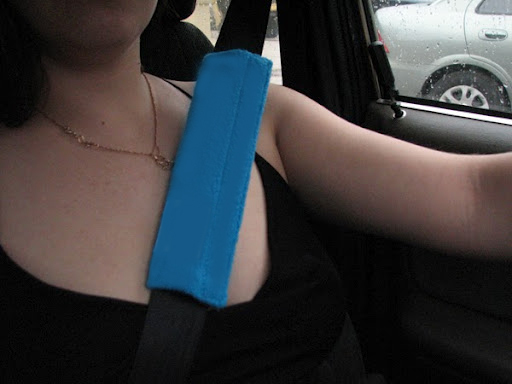 Накладки на ремень безопасности SEAT