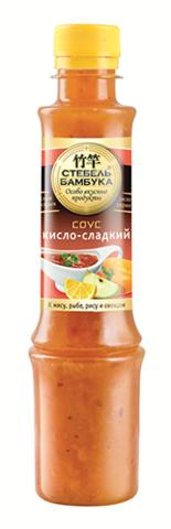 """Соус """"Стебель бамбука"""" кисло-сладкий 280 г"""