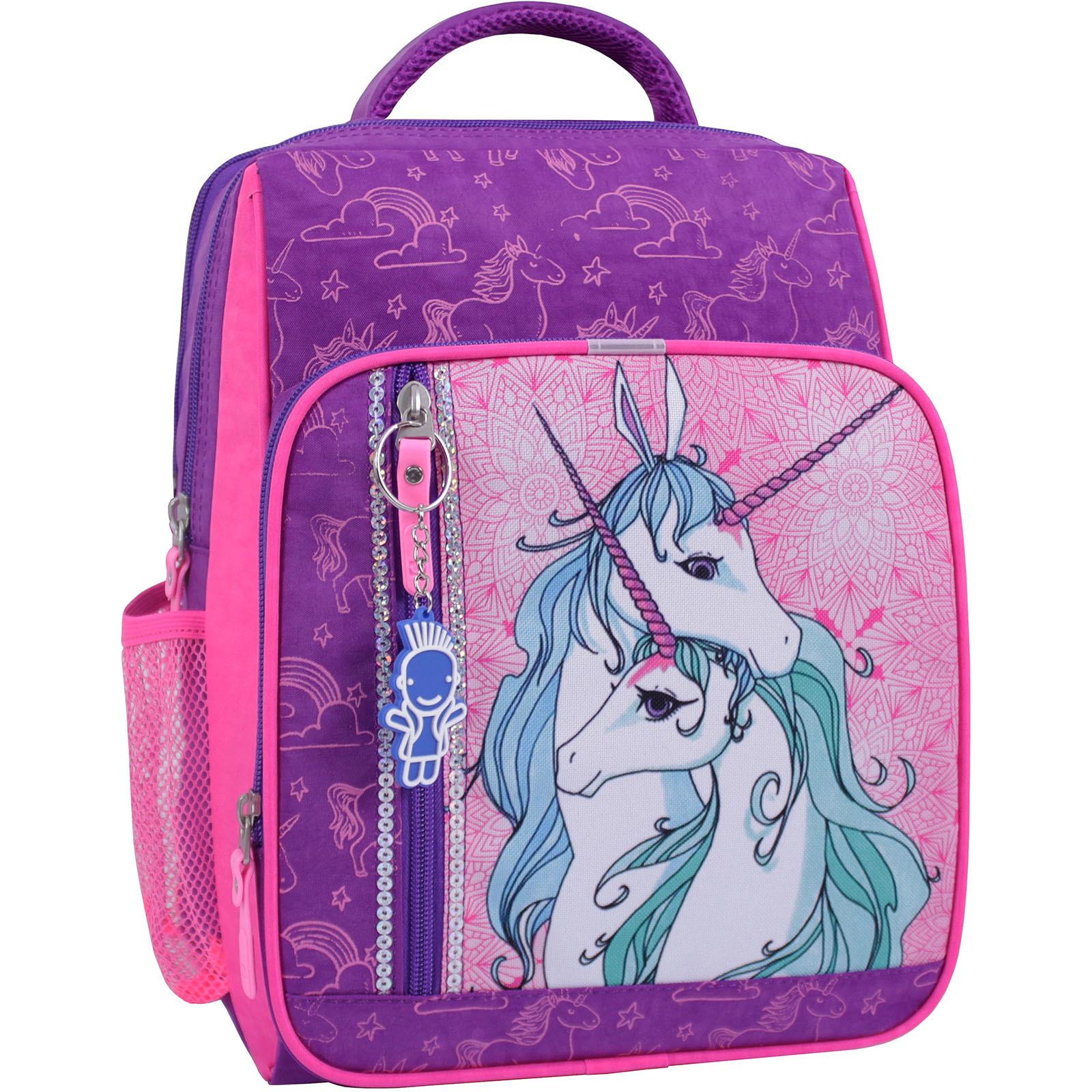 Школьные рюкзаки Рюкзак школьный Bagland Школьник 8 л. Фиолетовый 596 (00112702) IMG_1583_суб.596_.JPG