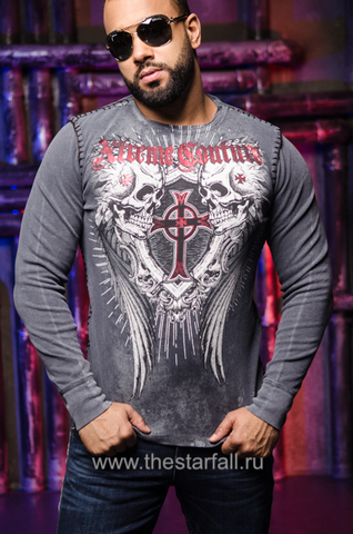 Пуловер DEATHS DANCE Xtreme Couture от Affliction