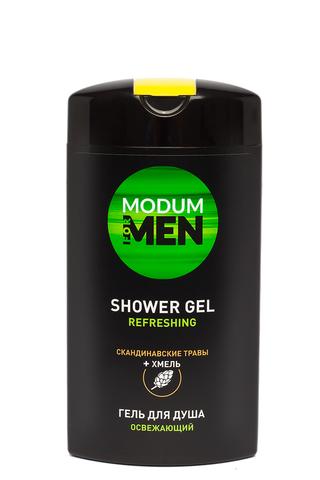 Modum for men Гель для душа Освежающий 250г