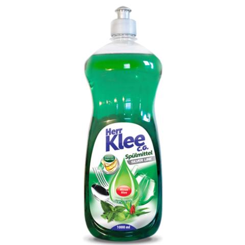 Herr Klee C.G. гель для мытья посуды Мята и Алое 1 л.