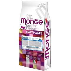 Monge Cat Urinary – для профилактики МКБ у кошек 10 кг