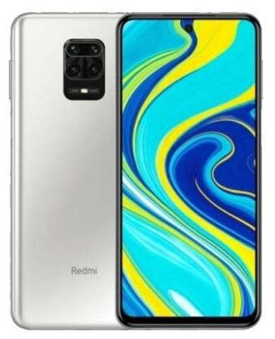 Смартфон Xiaomi Redmi Note 9S 6/128GB Белый