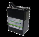 Тяговый аккумулятор Discover EV805A-A ( 8V 235Ah / 8В 235Ач ) - фотография