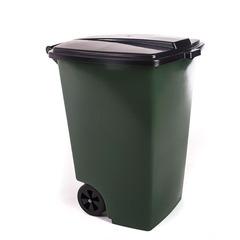 Пластиковый контейнер для мусора болотный