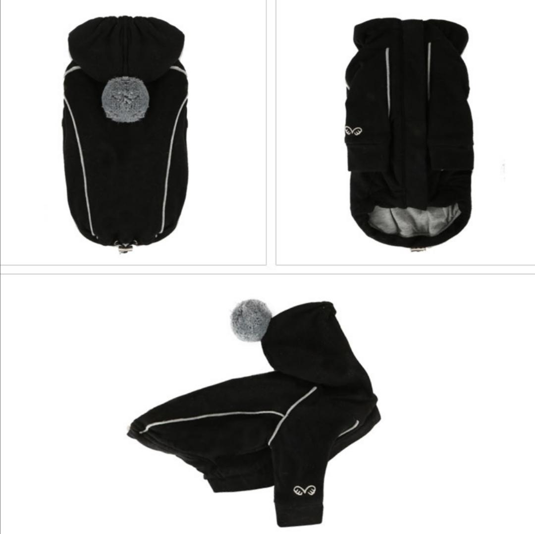 377 PA - Толстовка-курточка для собак